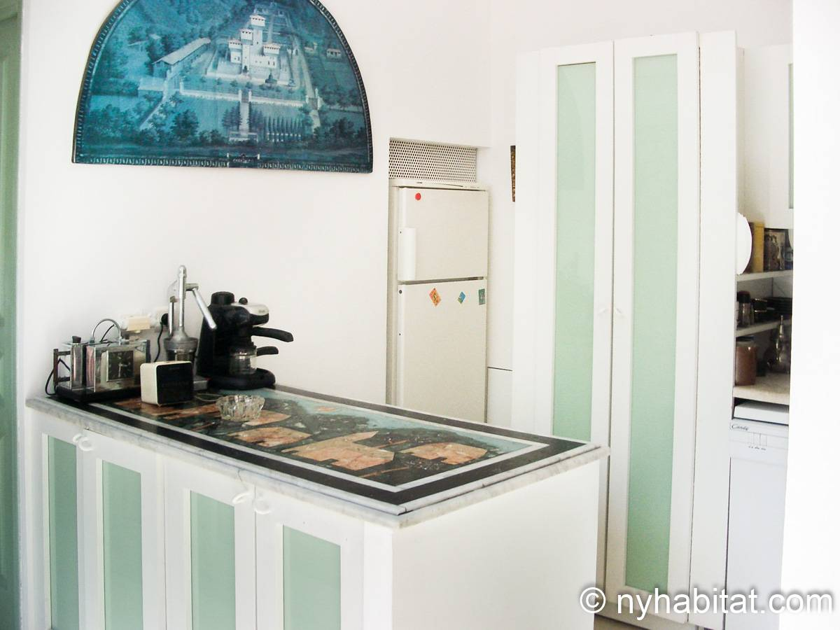 South of France - Provence - 2 Bedroom - Villa apartment - kitchen (PR-654) photo 2 of 8