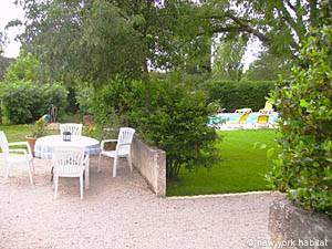 Sud de la France - Provence - Studio T1 - Duplex appartement bed breakfast - séjour (PR-662) photo 4 sur 7