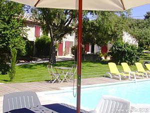 Sud de la France - Provence - Studio T1 - Duplex appartement bed breakfast - séjour (PR-662) photo 4 sur 4
