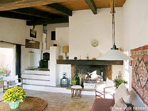 South of France - Provence - 4 Bedroom - Villa accommodation - living room (PR-692) photo 6 of 12