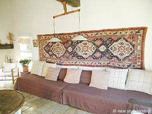 South of France - Provence - 4 Bedroom - Villa accommodation - living room (PR-692) photo 8 of 12