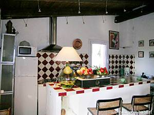 South of France - Provence - 4 Bedroom - Villa accommodation - kitchen (PR-692) photo 7 of 15