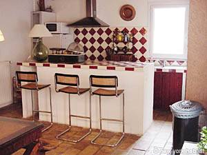 South of France - Provence - 4 Bedroom - Villa accommodation - kitchen (PR-692) photo 8 of 15