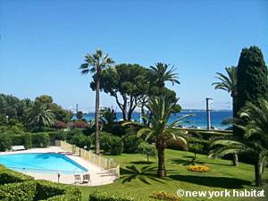 South of France Cannes, French Riviera - Alcove Studio apartment - Apartment reference PR-709