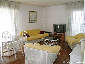 South of France - French Riviera - 1 Bedroom accommodation - living room (PR-714) photo 1 of 11