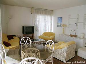 South of France - French Riviera - 1 Bedroom accommodation - living room (PR-714) photo 2 of 11