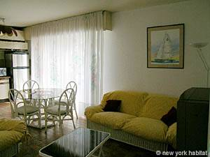 South of France - French Riviera - 1 Bedroom accommodation - living room (PR-714) photo 4 of 11