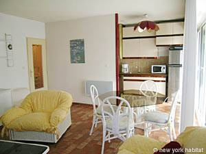 South of France - French Riviera - 1 Bedroom accommodation - living room (PR-714) photo 6 of 11