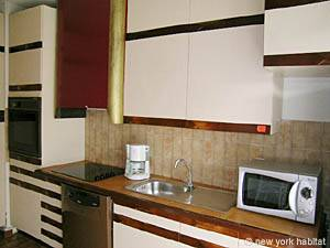 South of France - French Riviera - 1 Bedroom accommodation - kitchen (PR-714) photo 2 of 4