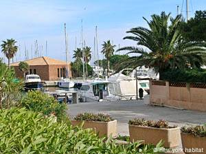 South of France - French Riviera - 1 Bedroom accommodation - living room (PR-714) photo 10 of 11