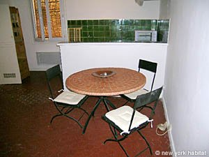 South of France - Provence - 1 Bedroom apartment - living room (PR-757) photo 2 of 5