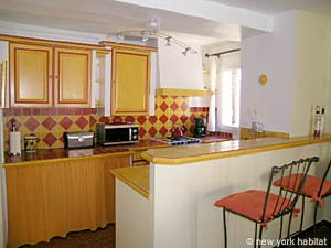 South of France - Provence - 1 Bedroom accommodation - kitchen (PR-758) photo 1 of 3