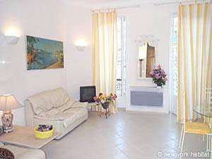 South of France - French Riviera - 2 Bedroom accommodation - living room (PR-800) photo 3 of 8