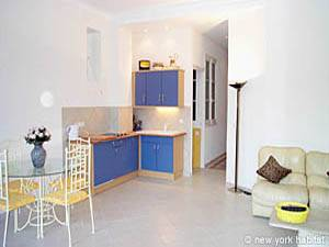 South of France - French Riviera - 2 Bedroom accommodation - living room (PR-800) photo 7 of 8