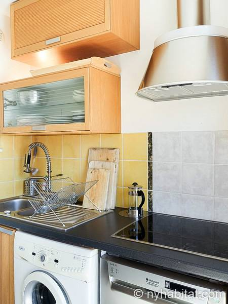 South of France - Provence - 1 Bedroom - Penthouse apartment - kitchen (PR-820) photo 2 of 4
