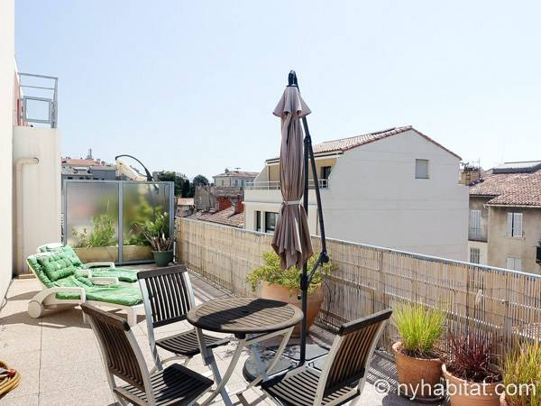 South of France Marseille, Provence - 1 Bedroom apartment - Apartment reference PR-820