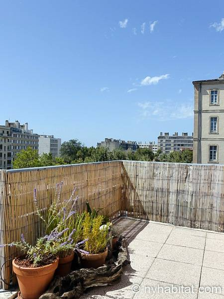 South of France - Provence - 1 Bedroom - Penthouse apartment - other (PR-820) photo 9 of 14