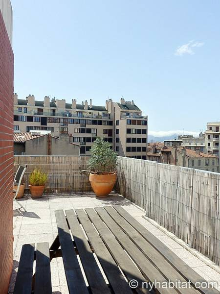 South of France - Provence - 1 Bedroom - Penthouse apartment - other (PR-820) photo 8 of 14