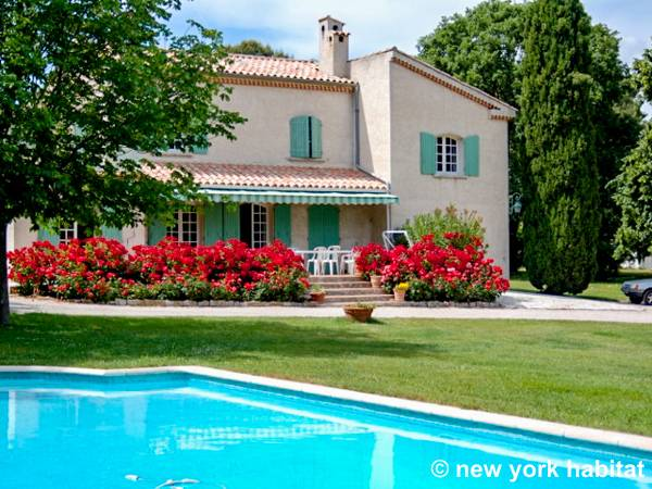 South of France Eguilles, Provence - 4 Bedroom apartment - Apartment reference PR-827