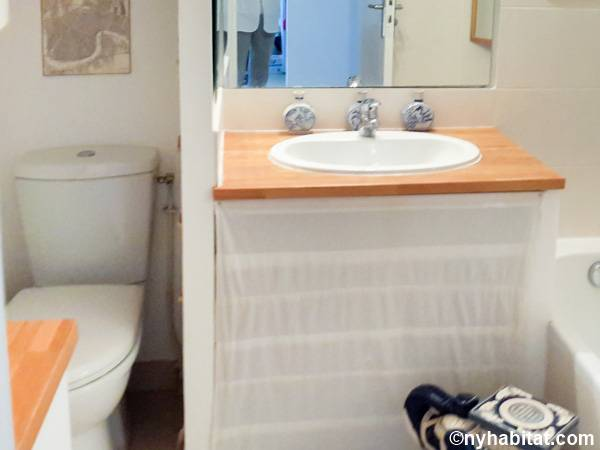 South of France - Provence - Studio apartment - bathroom (PR-842) photo 1 of 2