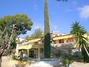 South France Accommodation 3 Bedroom Rental in Bandol, French Riviera (PR-865)