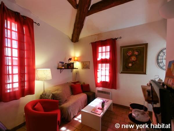appartamento nel sud della francia - 2 camere da letto - aix en ... - Soggiorno Provenzale 2