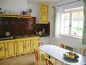 South of France - Provence - 5 Bedroom - Villa apartment - kitchen (PR-900) photo 2 of 10