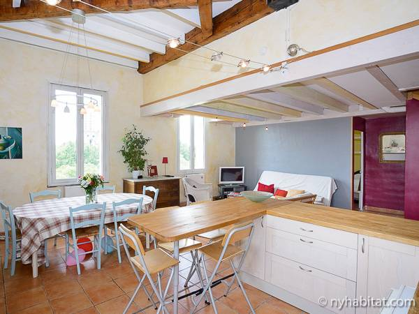 South of France - Provence - 5 Bedroom - Duplex apartment - living room (PR-919) photo 6 of 9