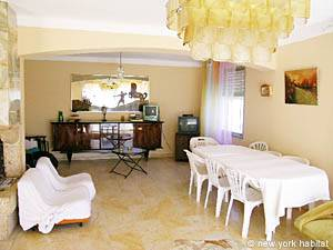 South of France - French Riviera - 3 Bedroom - Villa accommodation - living room (PR-948) photo 2 of 4