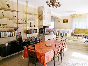 South of France - French Riviera - 3 Bedroom - Villa accommodation - living room (PR-948) photo 4 of 4