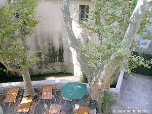 South of France - Provence - 1 Bedroom - Loft apartment - living room (PR-988) photo 9 of 9