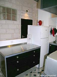 South of France - Provence - 1 Bedroom - Loft apartment - kitchen (PR-988) photo 3 of 6