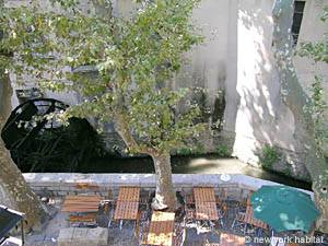 South of France - Provence - 1 Bedroom - Loft apartment - bedroom (PR-988) photo 7 of 8