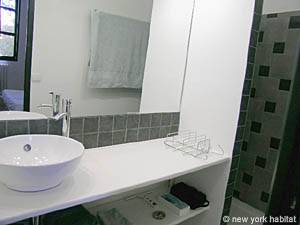 South of France - Provence - 1 Bedroom - Loft apartment - bathroom 1 (PR-988) photo 2 of 5