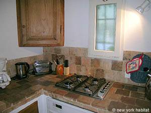 South of France - Provence - 2 Bedroom - Villa accommodation - kitchen (PR-993) photo 5 of 5