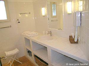 South of France - Provence - 2 Bedroom - Villa accommodation - bathroom 1 (PR-993) photo 1 of 2