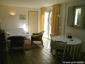 South of France - Provence - 2 Bedroom - Villa accommodation - living room (PR-993) photo 6 of 6