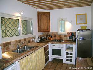 South of France - Provence - 2 Bedroom - Villa accommodation - kitchen (PR-993) photo 1 of 5
