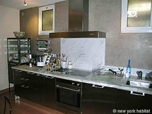 Sud de la France - Provence - T2 appartement location vacances - cuisine (PR-1000) photo 4 sur 6