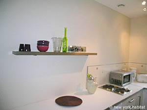 South of France - Provence - Studio apartment - kitchen (PR-1012) photo 4 of 4