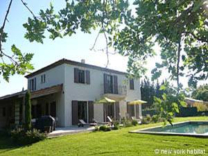 South of France - Provence - 6 Bedroom - Villa accommodation - Apartment reference PR-1014