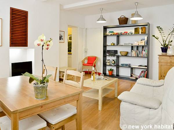 South of France - Provence - 1 Bedroom accommodation - living room (PR-1027) photo 1 of 3