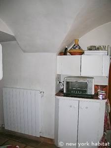 Sud de la France - Montpellier Region - T3 - Duplex - Maison de Village appartement location vacances - cuisine (PR-1041) photo 3 sur 5