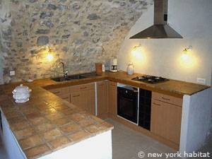 South of France - French Alps - 4 Bedroom - Villa accommodation - kitchen (PR-1061) photo 1 of 1