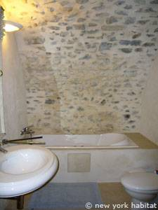 South of France - French Alps - 4 Bedroom - Villa accommodation - bathroom 1 (PR-1061) photo 1 of 1