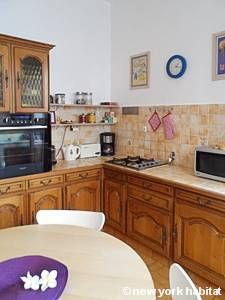 South of France - French Riviera - 2 Bedroom - Townhouse accommodation - kitchen (PR-1069) photo 1 of 2