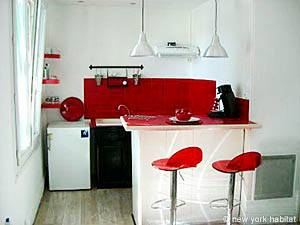 South of France - Provence - Alcove Studio apartment - kitchen (PR-1070) photo 2 of 5