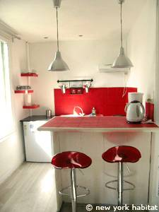 South of France - Provence - Alcove Studio apartment - kitchen (PR-1070) photo 1 of 5