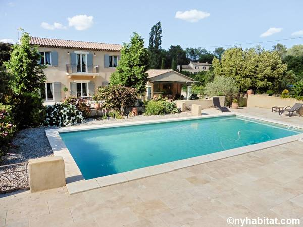 South of France Rognes, Provence - 4 Bedroom accommodation - Apartment reference PR-1073