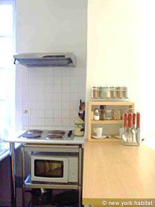 South of France - French Riviera - 2 Bedroom apartment - kitchen (PR-1082) photo 6 of 8